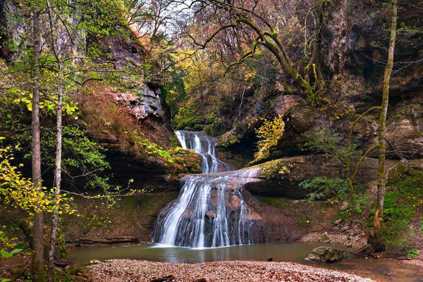 К знаменитым водопадам руфабго