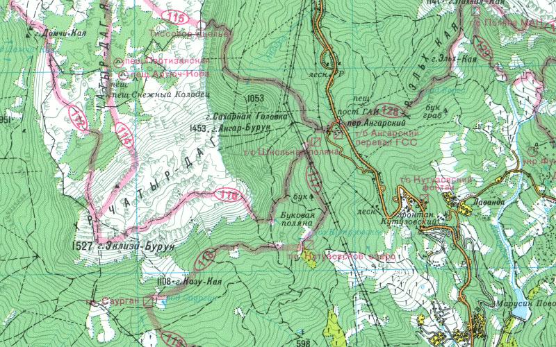 Скачать Карта Крыма На Андроид Бесплатно - фото 10